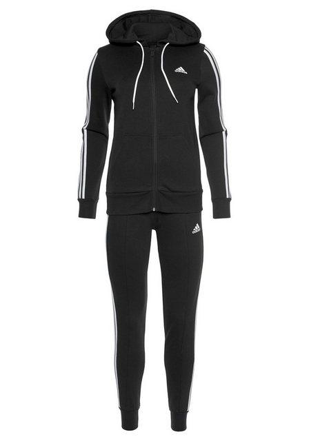 adidas Performance Jogginganzug »TRACKSUIT TEAMSPORT« (Set, 2-tlg)   Sportbekleidung > Sportanzüge > Jogginganzüge   adidas performance