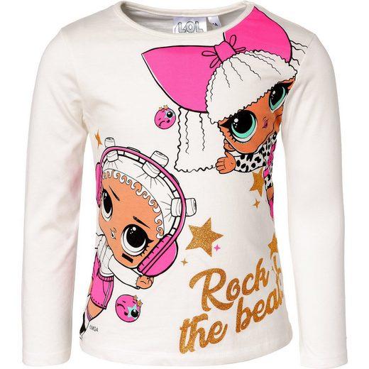 LOL Surprise Langarmshirt für Mädchen