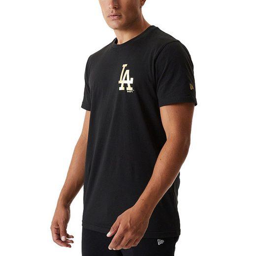 New Era Print-Shirt »METALIC MLB Los Angeles Dodgers«