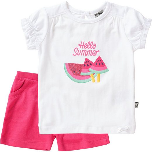 JACKY Baby Set T-Shirt und Hose für Mädchen