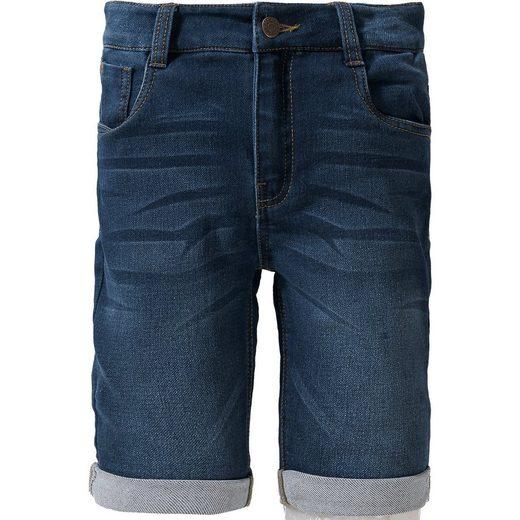 LEMON BERET Jeansshorts aus Sweatdenim für Jungen