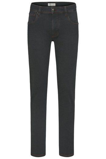 bugatti 5-Pocket-Hose in einem Five-Pocket Stil