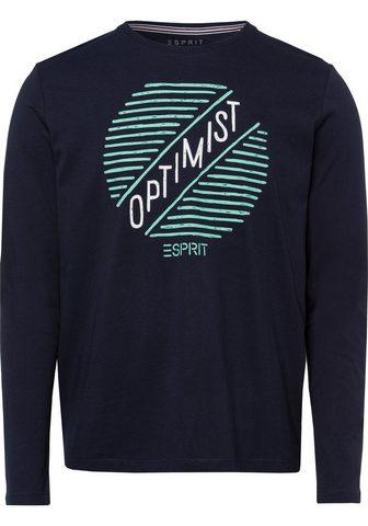 ESPRIT Marškinėliai ilgomis rankovėmis