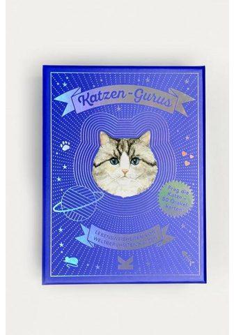 """Spiel """"Orakelkarten Katzen-Gurus&..."""