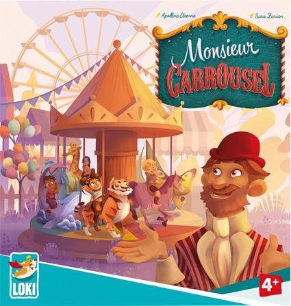 Spiel, »Monsieur Carrousel«