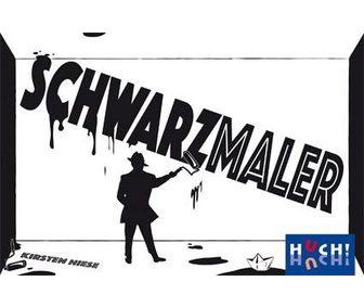 """Spiel """"Schwarzmaler"""""""