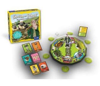 """Spiel """"Shaun das Schaf - Wo steck..."""