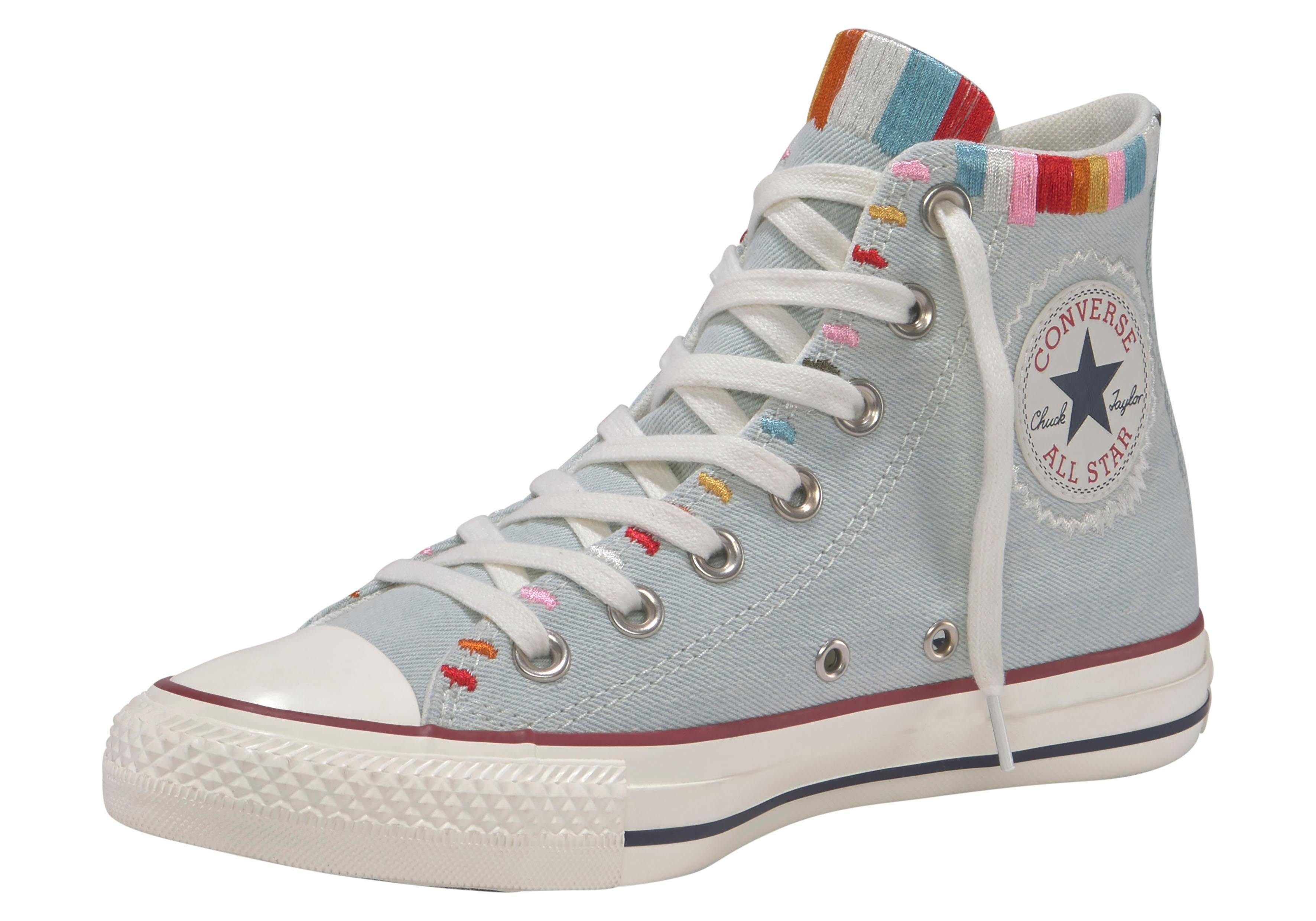 Converse »Chuck Taylor All Star Hi Festival« Sneaker online kaufen | OTTO