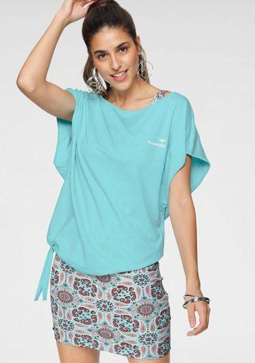 KangaROOS Jerseykleid (Set, 2-tlg., mit T-Shirt) zum einzeln und übereinander Tragen