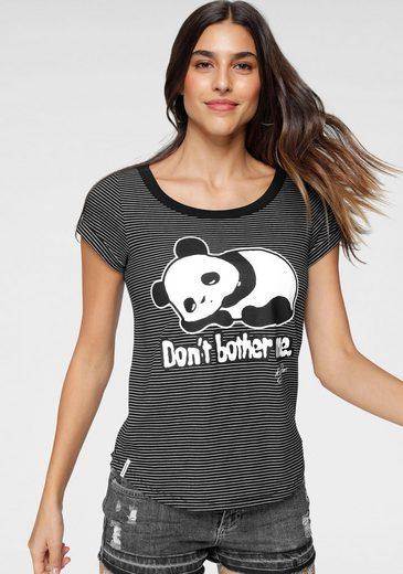 KangaROOS T-Shirt mit Pandabär