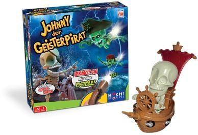 Spiel, »Johnny der Geisterpirat«