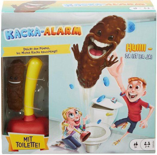 Mattel® Spiel, »Mattel Games - Kinderspiel -Kacka-Alarm!«
