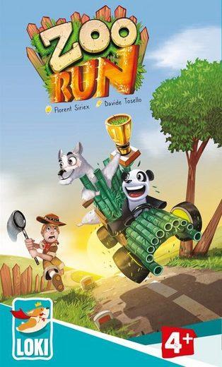 Spiel, »Zoo Run«