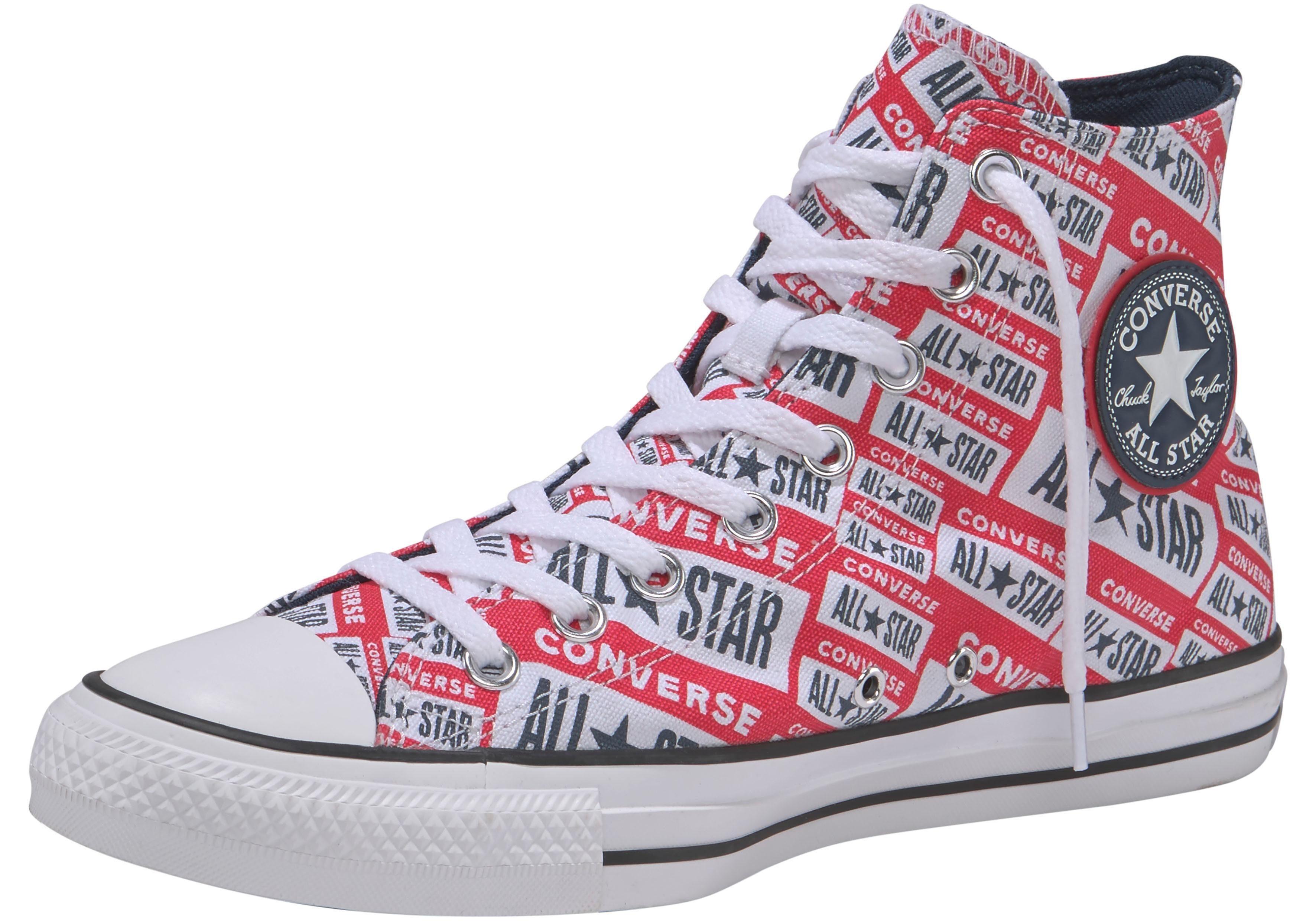 Converse »Chuck Taylor All Star Hi Seasonal« Sneaker online kaufen | OTTO