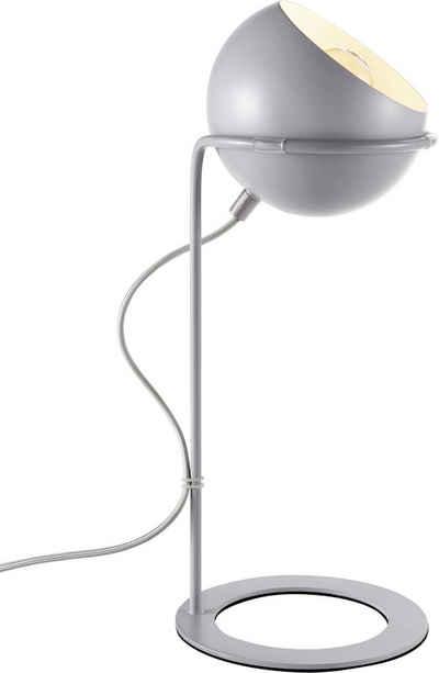 andas Tischleuchte »COLTON«, Schirm der Tischlampe individuell einstellbar, Druckschalter