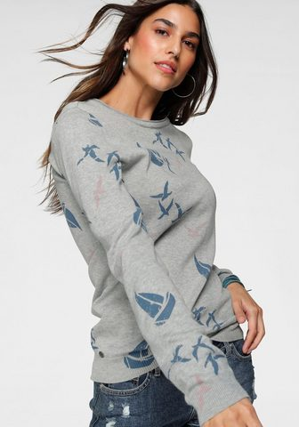 KANGAROOS Трикотажный пуловер