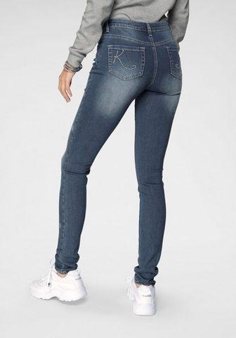 KANGAROOS Siaurėjantys džinsai
