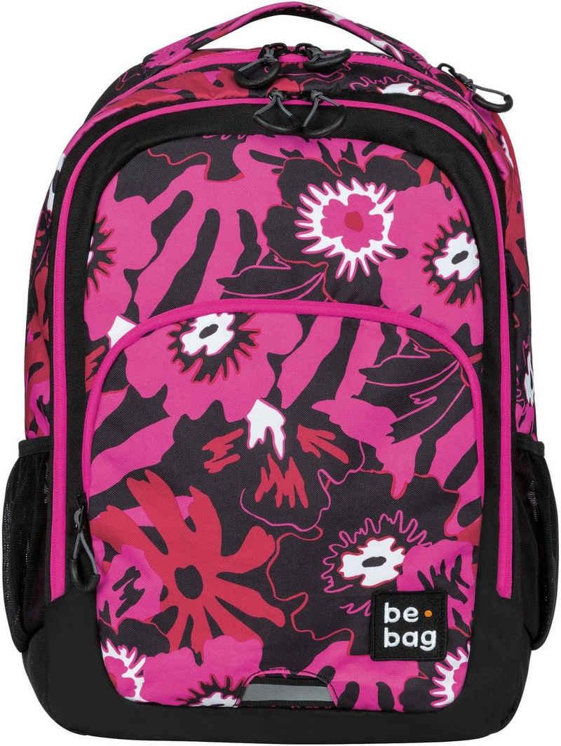 Herlitz Schulrucksack »be.bag be.ready, pink summer«