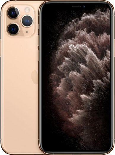 Apple iPhone 11 Pro Smartphone (14,7 cm/5,8 Zoll, 64 GB Speicherplatz, 12 MP Kamera)