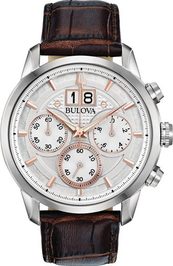 Bulova Chronograph »Sutton, 96B309«