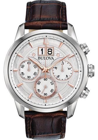 BULOVA Chronografas- laikrodis »Sutton 96B309...
