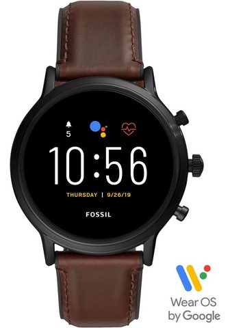 FOSSIL SMARTWATCHES THE CARLYLE HR умные часы FTW4026 умны...
