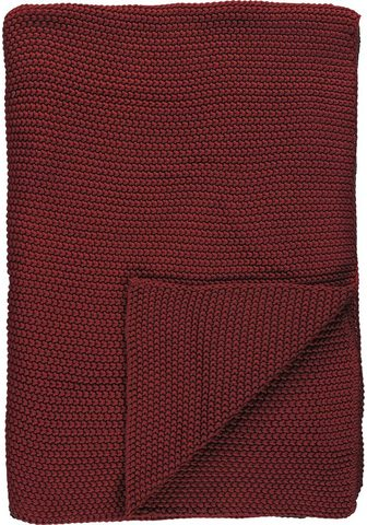MARC O'POLO HOME Клетчатый »Nordic Knit«