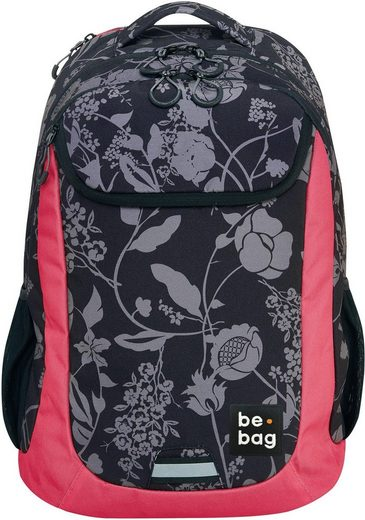 Pelikan Schulrucksack »be.bag be.active, Mystic Flower«