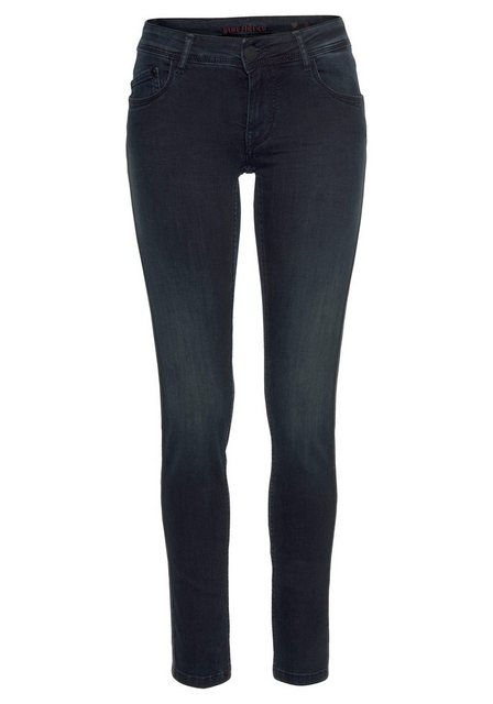 Hosen - BLUE FIRE Skinny fit Jeans »Tyra« mit Seitenstreifen in Samt Optik ›  - Onlineshop OTTO