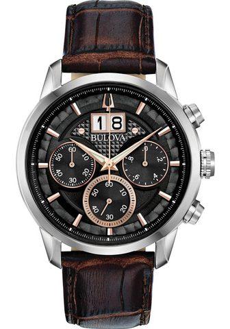 BULOVA Часы-хронограф »Sutton 96B311&la...