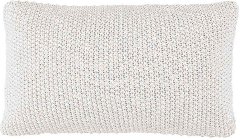 Marc O'Polo Home Dekokissen »Nordic Knit«, in Strickoptik