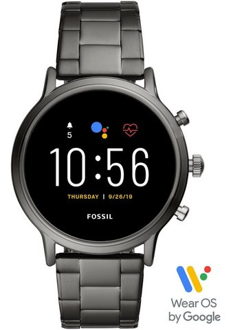 FOSSIL SMARTWATCHES THE CARLYLE HR Išmanus laikrodis FTW40...