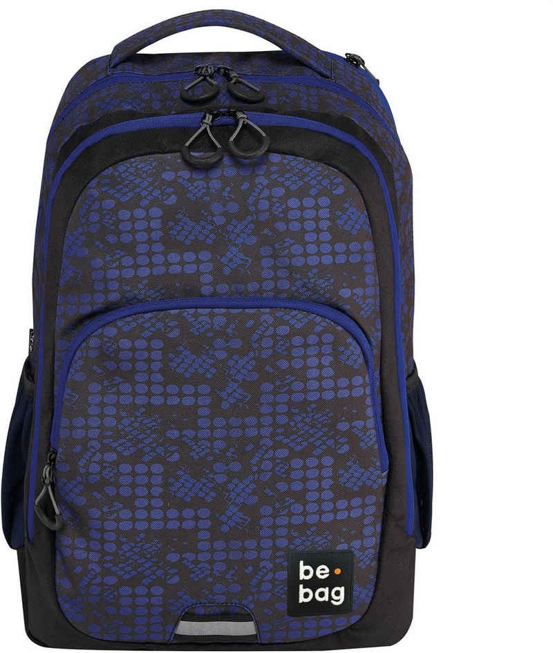 Herlitz Schulrucksack »be.bag be.ready, smashed dots«