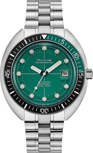 Bulova Automatikuhr »Oceanographer, 96B322«