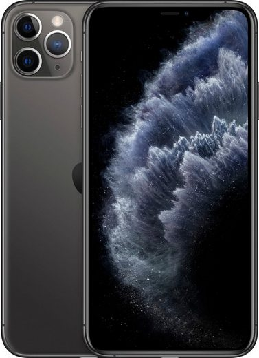 Apple iPhone 11 Pro Max Smartphone (16,5 cm/6,5 Zoll, 64 GB Speicherplatz, 12 MP Kamera)