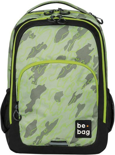 Pelikan Schulrucksack »be.bag be.ready, abstract camouflage«