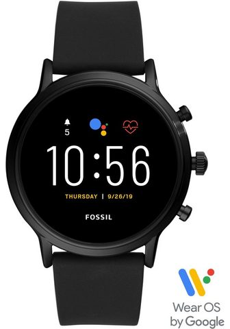 FOSSIL SMARTWATCHES THE CARLYLE HR умные часы FTW4025 умны...