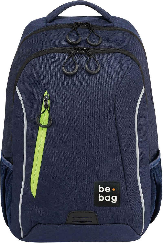 Herlitz Schulrucksack »be.bag be.urban, indigo blue«