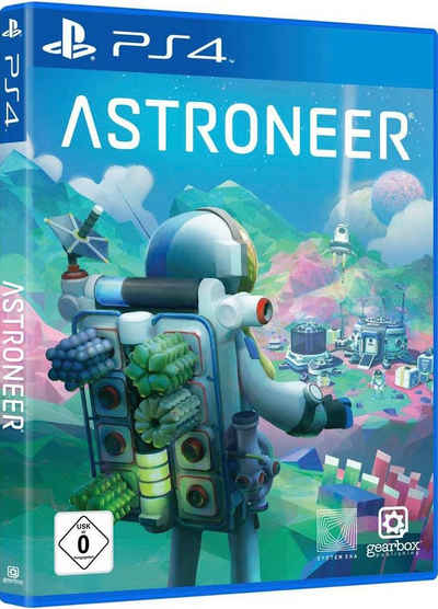 Astroneer PlayStation 4
