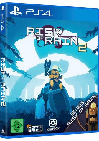 Risk of Rain 2 PlayStation 4