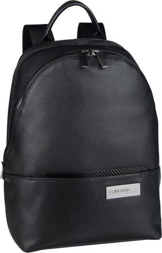 Calvin Klein Rucksack / Daypack »Classic Carbon 2G Round Backpack«