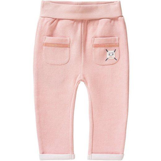s.Oliver Baby Jerseyhose für Mädchen