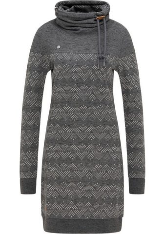 Ragwear Plus Sweatkleid »CHLOE PLUS« su Zig Zag All...