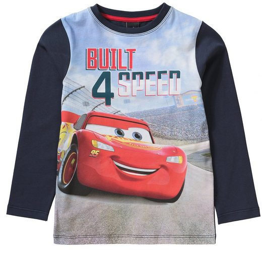 Disney Cars Langarmshirt für Jungen