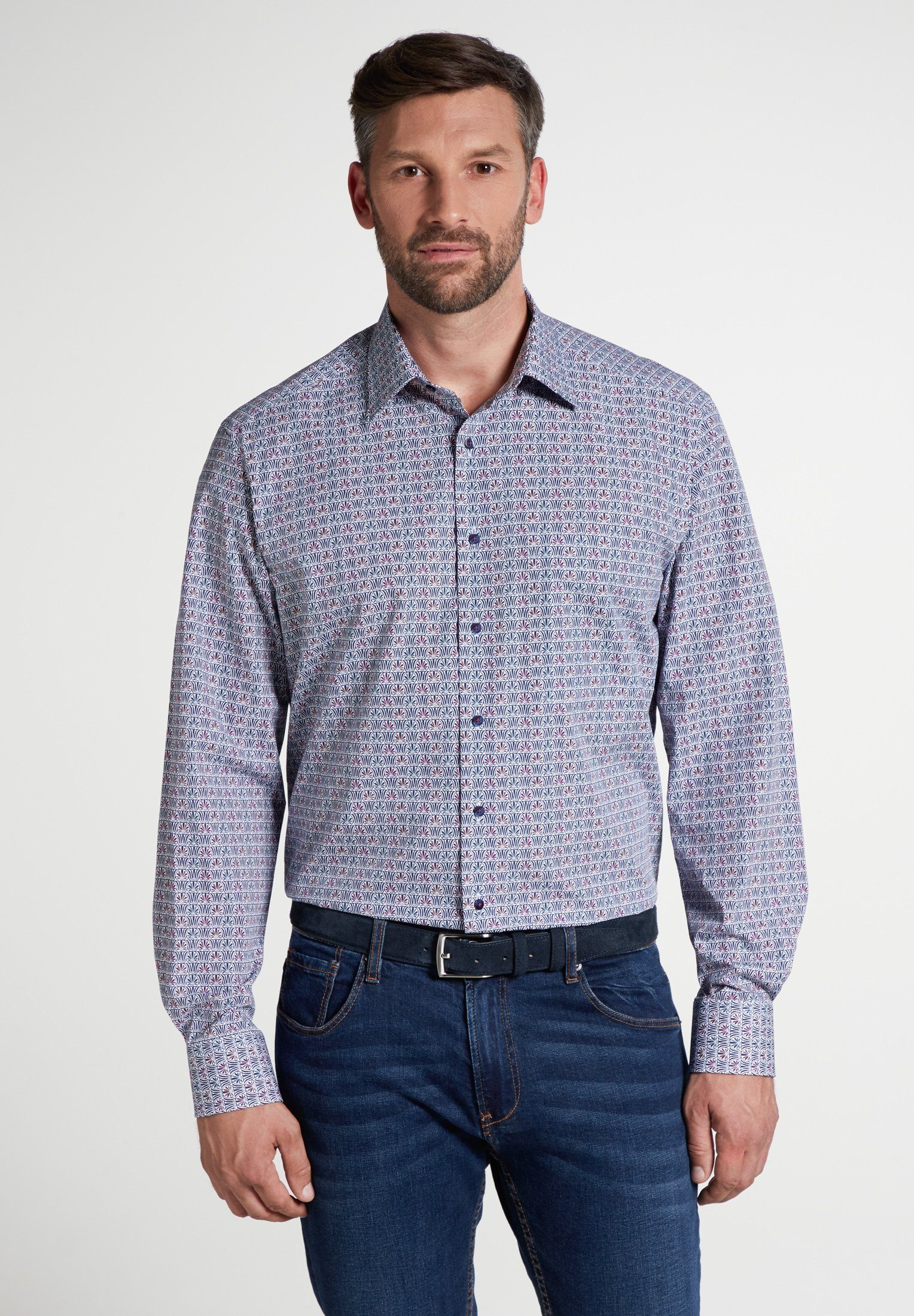 ETERNA Langarm Hemd »COMFORT FIT« online kaufen   OTTO