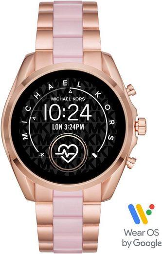 MICHAEL KORS ACCESS BRADSHAW, MKT5090 Smartwatch (mit individuell einstellbaren Zifferblättern)