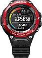 CASIO PRO TREK Smart PRO TREK Smart, WSD-F21HR-RDBGE Smartwatch (Wear OS by Google), Bild 6