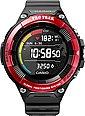 CASIO PRO TREK Smart PRO TREK Smart, WSD-F21HR-RDBGE Smartwatch (Wear OS by Google), Bild 1
