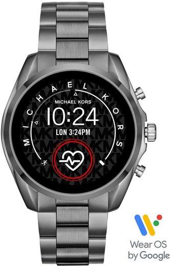 MICHAEL KORS ACCESS BRADSHAW, MKT5087 Smartwatch (mit individuell einstellbaren Zifferblättern)