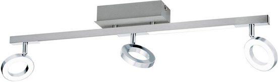 EGLO LED Deckenspots »CARDILLIO 1«, LED Deckenleuchte, LED Deckenlampe